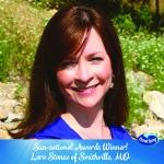 Lara Stanze Sun-sational Award Winner