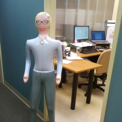 #LunchDecoy Ashley2