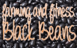 Farming and Fitness black bean nutrition and where black beans come from