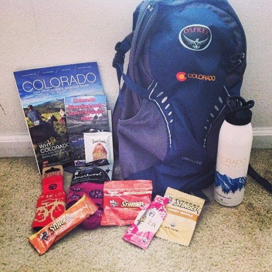 Colorado gift package