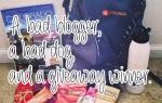 #COmeToLife Giveaway Winner