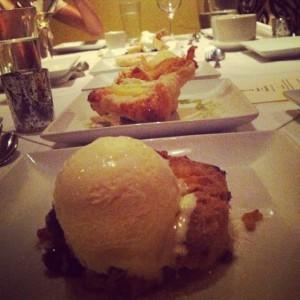 room 39 dessert