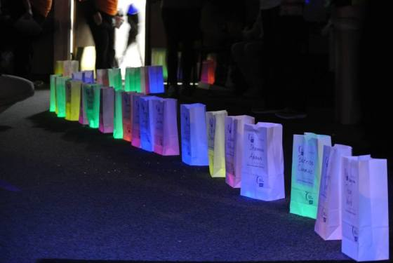 relay for life luminaria