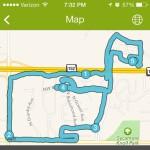 suburban running